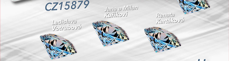 1st NEW MASTER DIAMOND: Karel REIDL