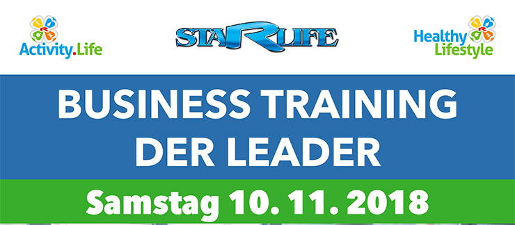 BUSINESS TRAINING DER LEADER