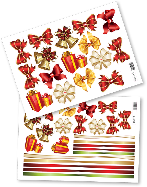 Enlarge picture Box STICKERS - GIFT SET