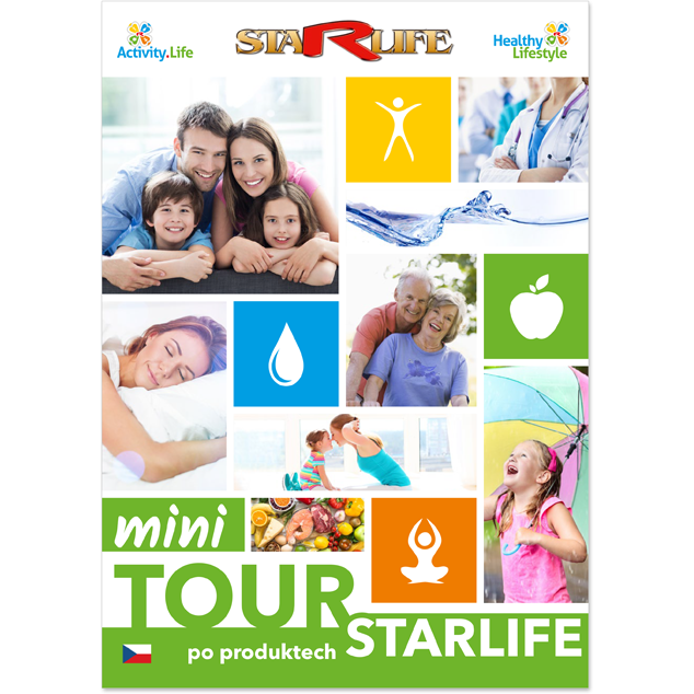 Enlarge picture Mini Tour po produktech STARLIFE CZ, A4