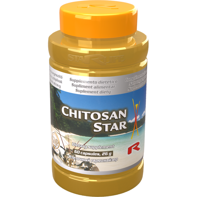 Enlarge picture CHITOSAN STAR