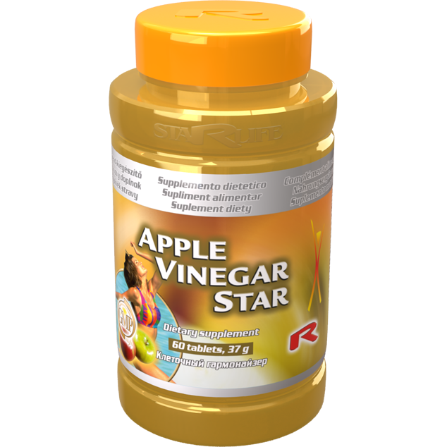 Enlarge picture APPLE VINEGAR STAR