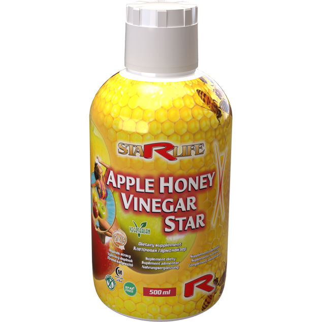 Enlarge picture APPLE HONEY VINEGAR STAR