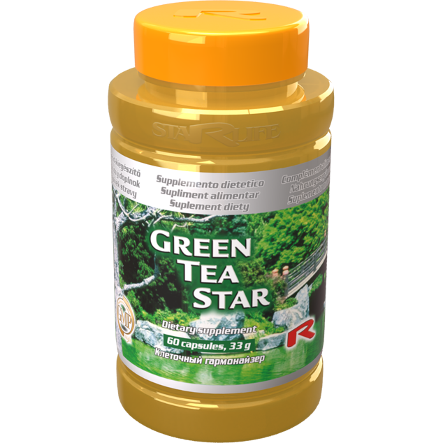 Enlarge picture GREEN TEA STAR