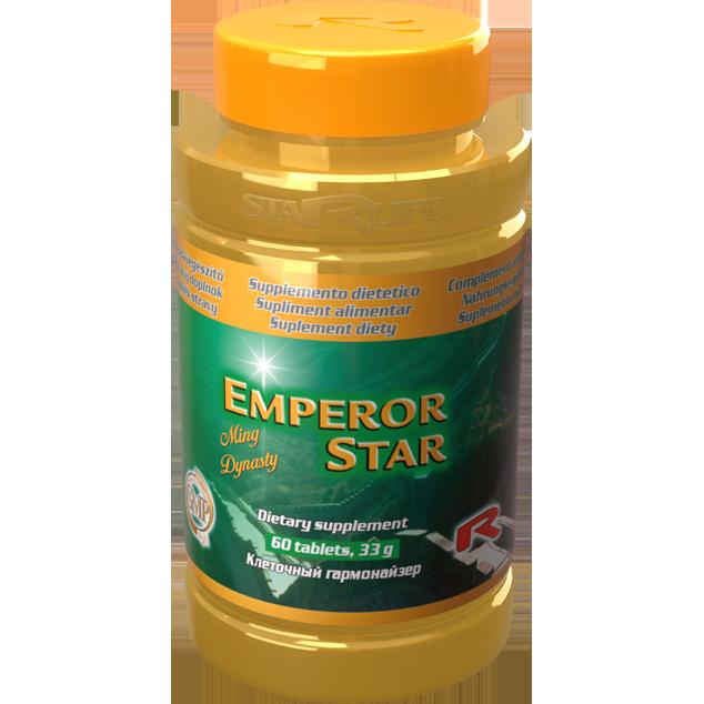 Enlarge pictureEMPEROR STAR
