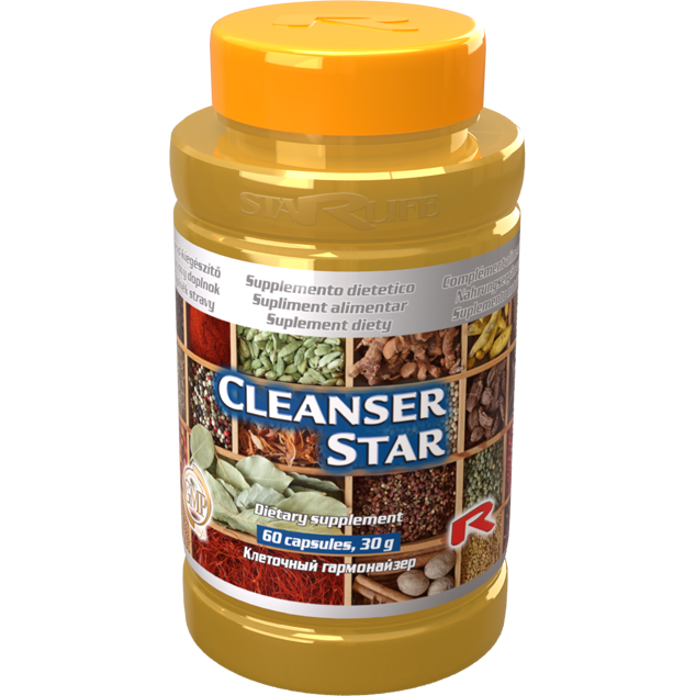 Enlarge picture CLEANSER STAR