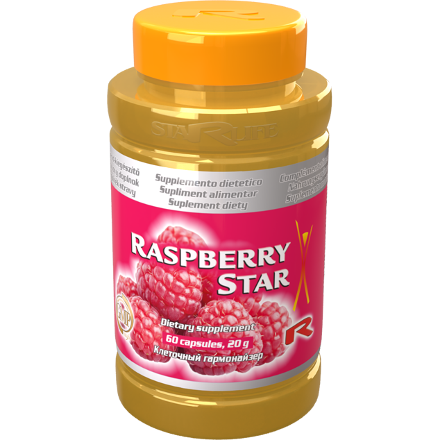 Enlarge picture RASPBERRY STAR