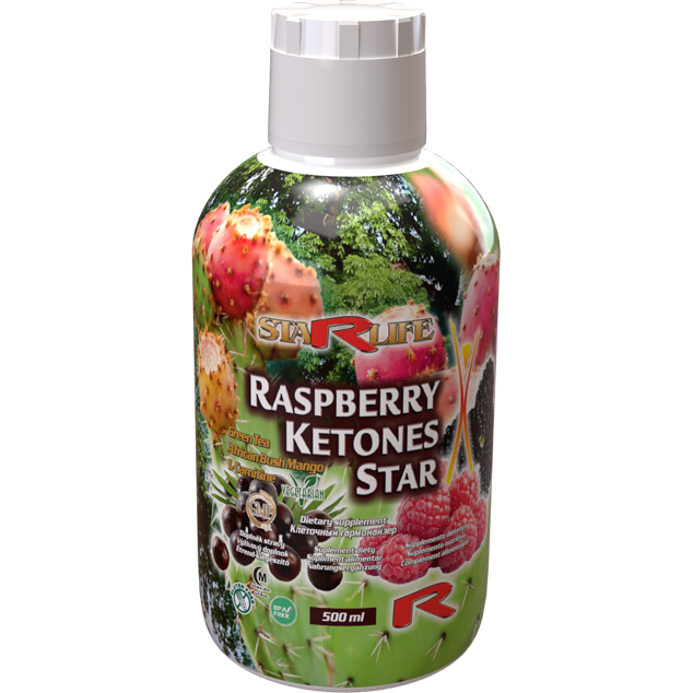 Enlarge picture RASPBERRY KETONES STAR