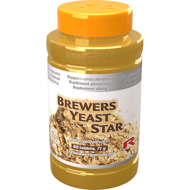 Enlarge picture BREWERS YEAST STAR