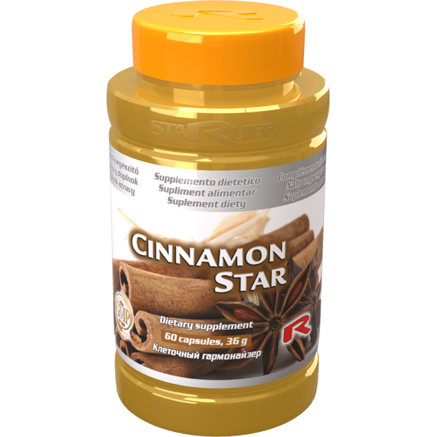 Enlarge picture CINNAMON STAR