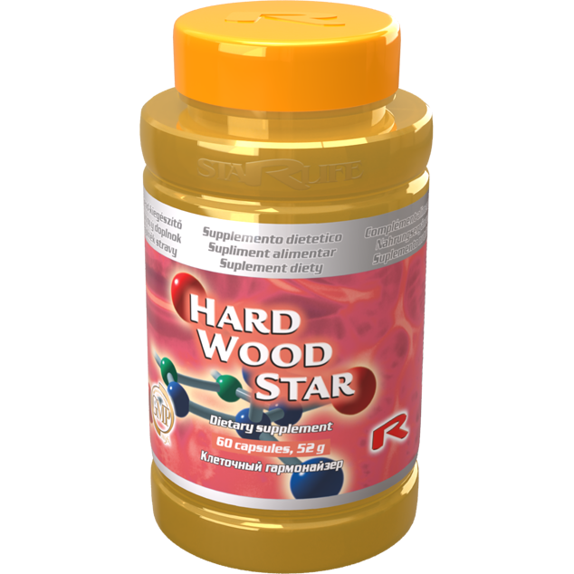 Ingrandire le immagini HARD WOOD STAR