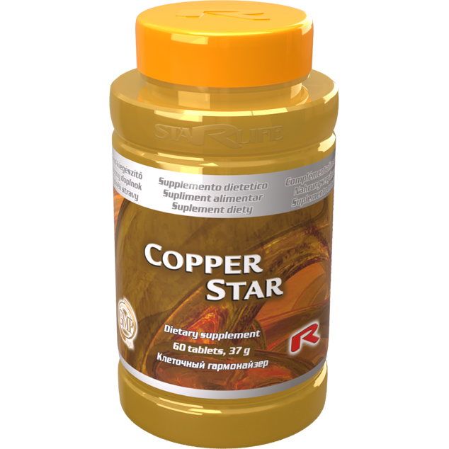Enlarge picture COPPER STAR