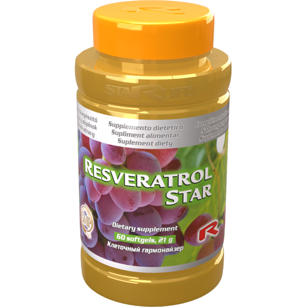 Enlarge picture RESVERATROL STAR