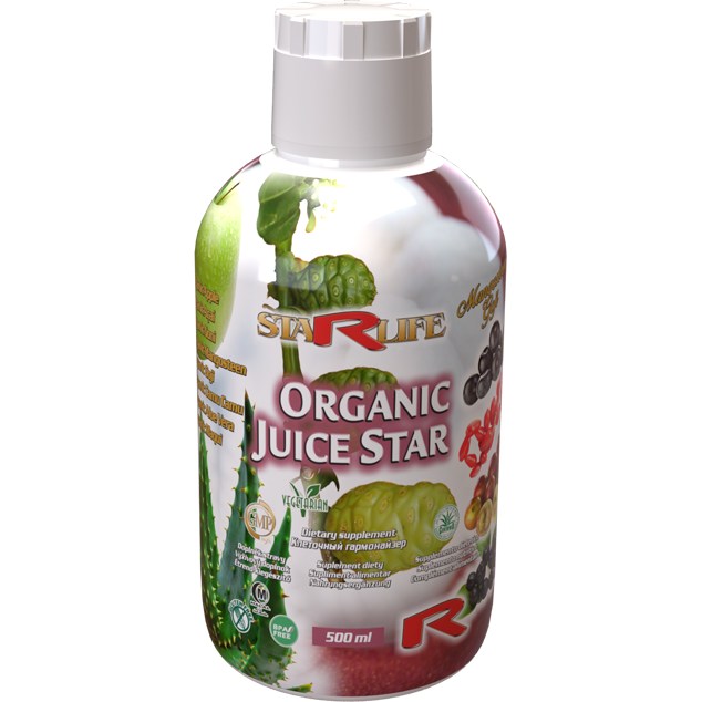 Enlarge picture ORGANIC JUICE STAR