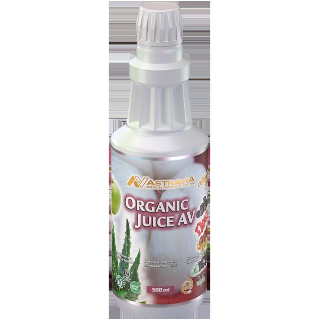 Увеличи изображението ORGANIC JUICE STAR