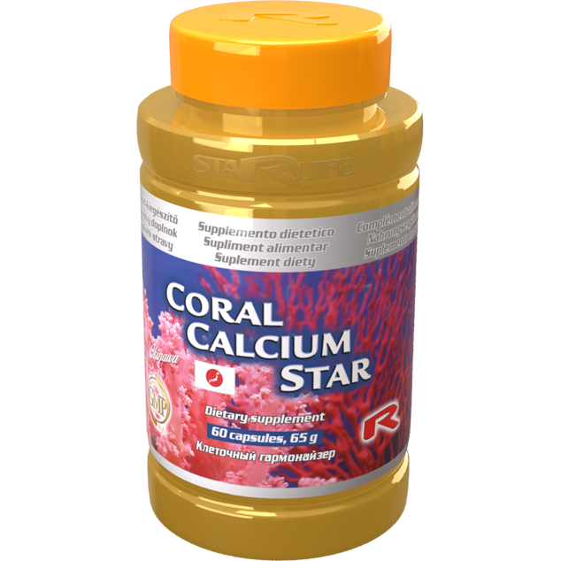 Enlarge picture CORAL CALCIUM STAR