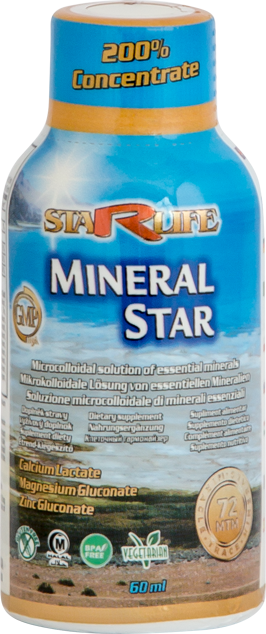 Enlarge picture MINERAL STAR