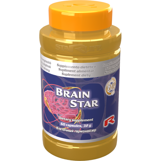 Enlarge picture BRAIN STAR