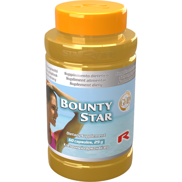 Ingrandire le immagini BOUNTY STAR