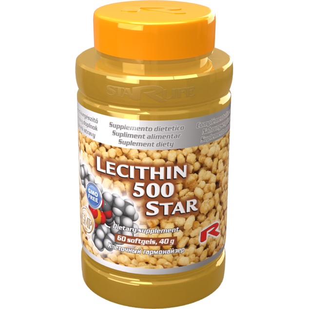 Enlarge picture LECITHIN 500 STAR