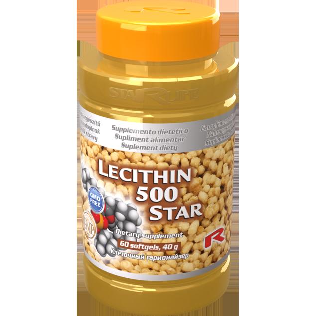 Zvětšit obrázekLECITHIN 500 STAR