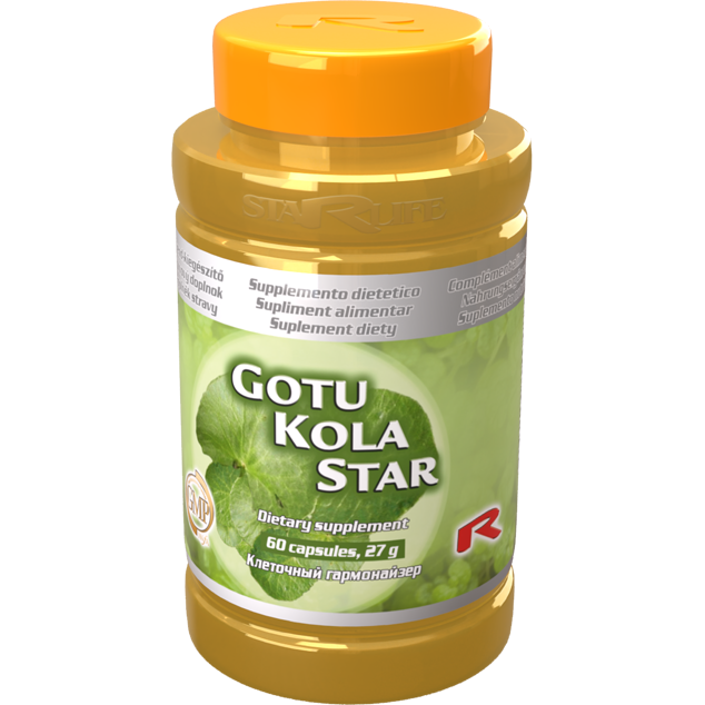 Enlarge picture GOTU KOLA STAR