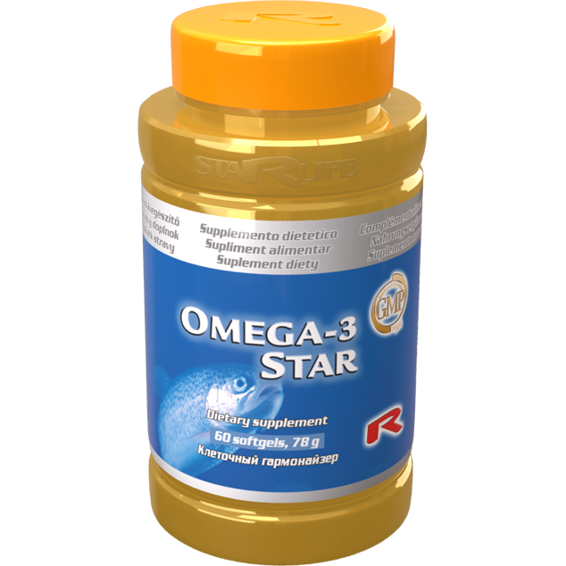Enlarge picture OMEGA-3 STAR