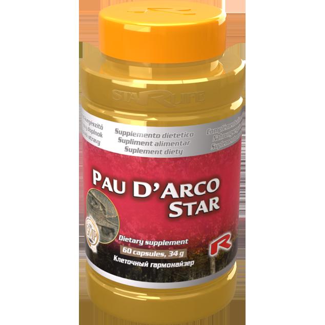 Увеличить изображениеPAU D`ARCO STAR