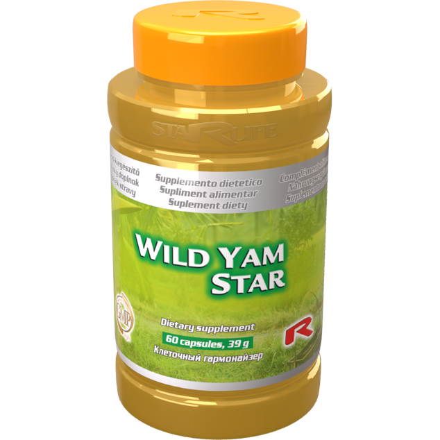 Enlarge picture WILD YAM STAR