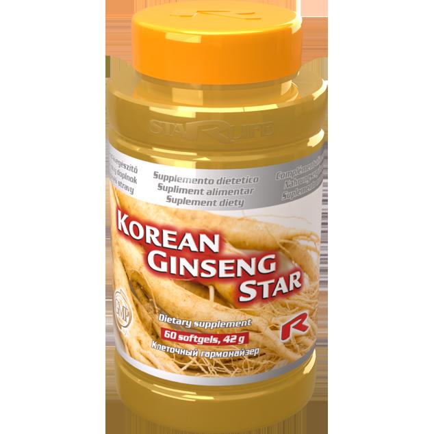 Enlarge pictureKOREAN GINSENG STAR
