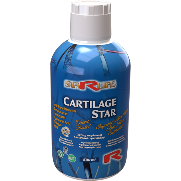Ingrandire le immagini CARTILAGE STAR