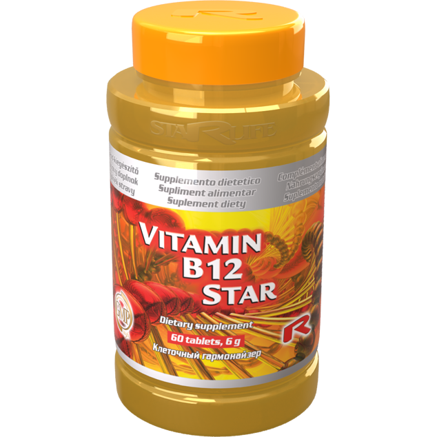 Enlarge picture VITAMIN B12 STAR