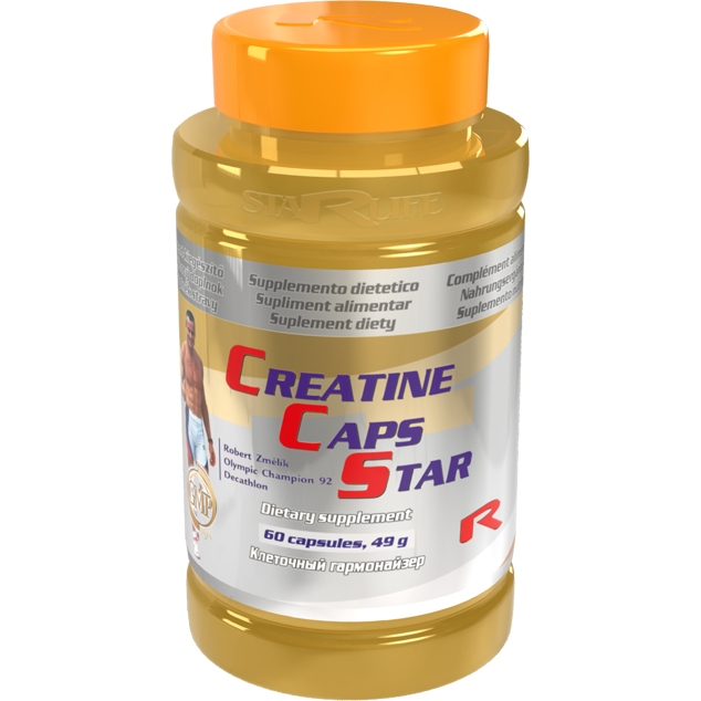Enlarge picture CREATINE CAPS STAR