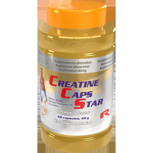 Enlarge pictureCREATINE CAPS STAR