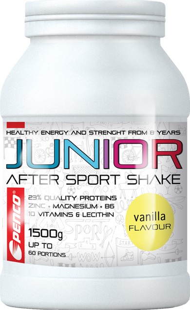 Ingrandire le immagini JUNIOR AFTER SPORT SHAKE