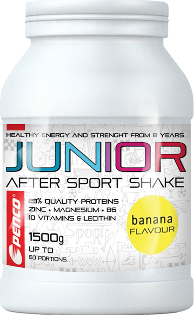 Enlarge picture JUNIOR AFTER SPORT SHAKE