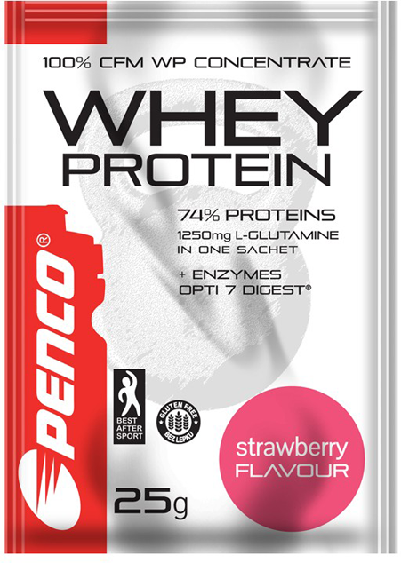 Ingrandire le immaginiWHEY PROTEIN bag
