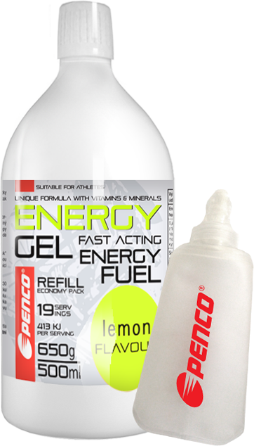 Enlarge picture ENERGY GEL + SOFT FLASK