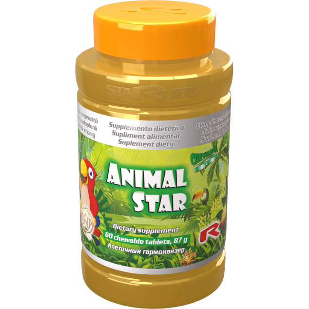 Enlarge picture ANIMAL STAR