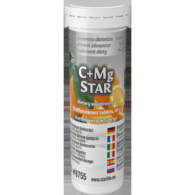 Enlarge pictureC+Mg STAR