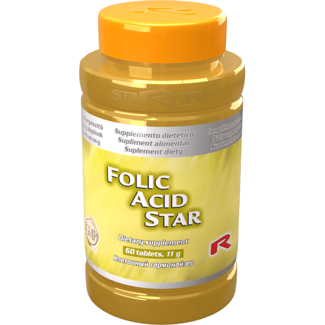 Enlarge picture FOLIC ACID STAR