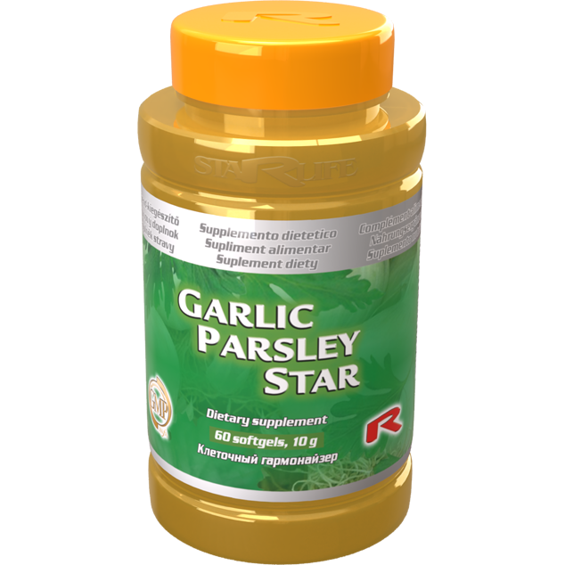 Enlarge picture GARLIC PARSLEY STAR