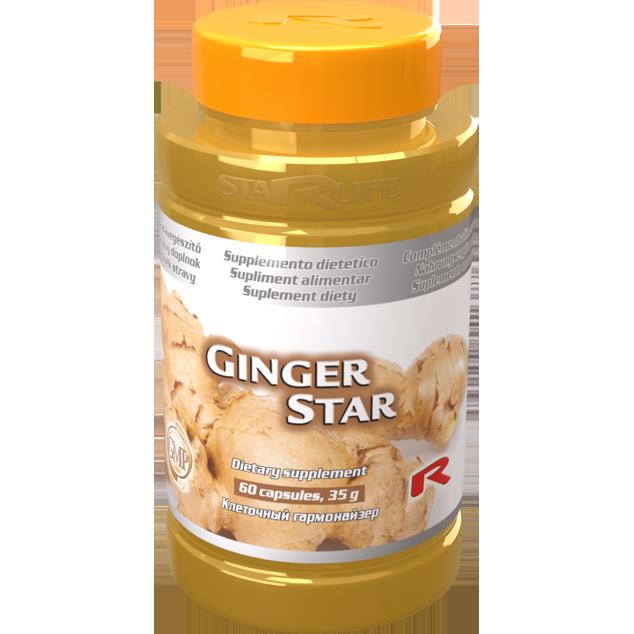 Увеличи изображението GINGER STAR
