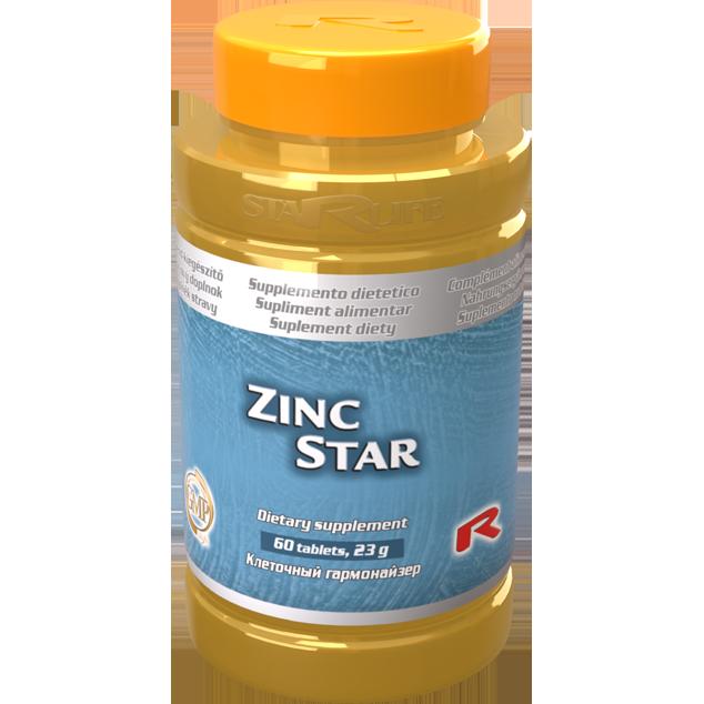 Ampliar imagenZINC STAR