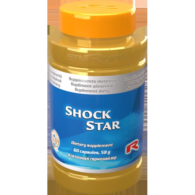 Ampliar imagenSHOCK STAR