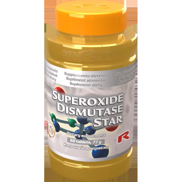 Ampliar imagenSUPEROXIDE DISMUTASE STAR
