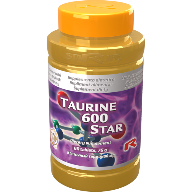 Enlarge picture TAURINE 600 STAR