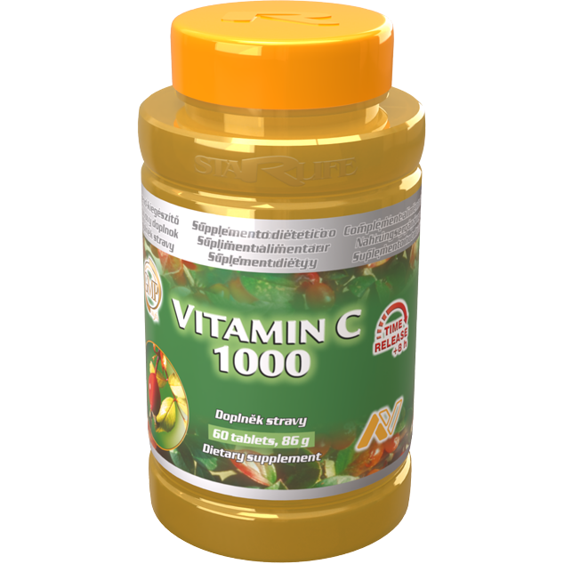 Enlarge picture VITAMIN C 1000 STAR