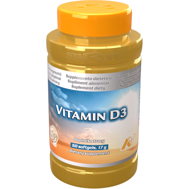 Enlarge picture VITAMIN D3 STAR
