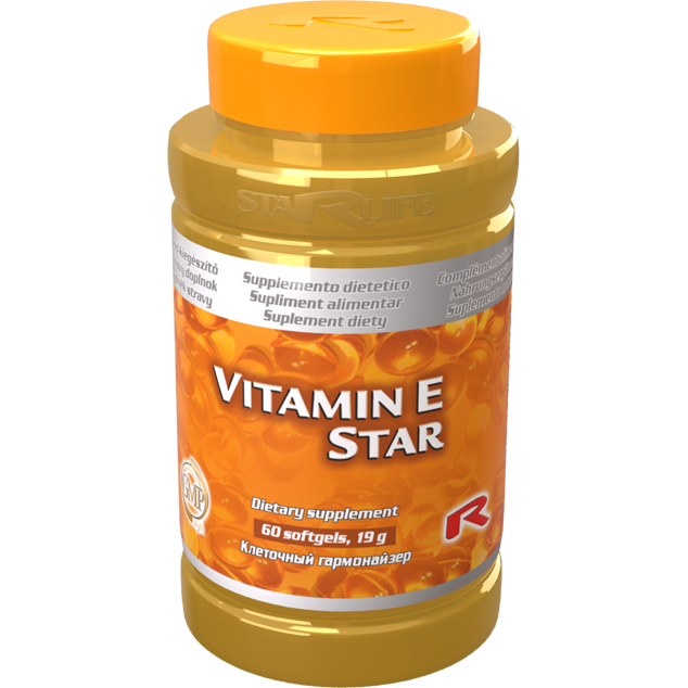 Увеличи изображението VITAMIN E STAR